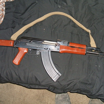 Chinese AK-47 - Military and Wartime