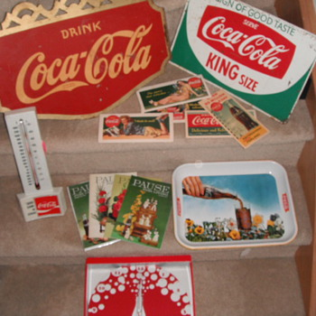 Miscellaneous Coke Items for > $500