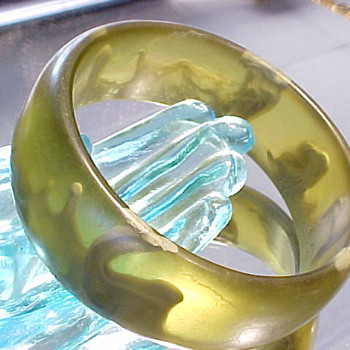 Bakelite Bangle