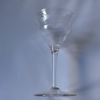 Antique glass - Glassware