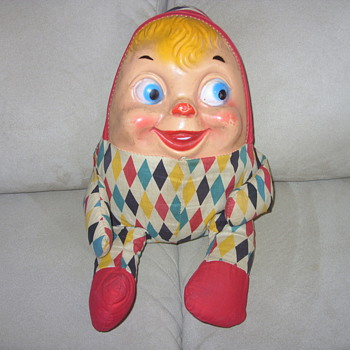 1950s humpty dumpty - Dolls