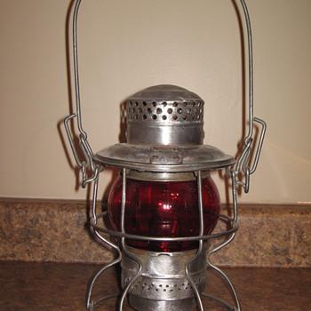 Railway Switchman's/Brakeman's Lantern