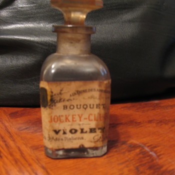unidentified bottle :) 