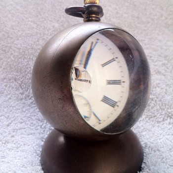 My 'DOXA' (?) clock from Poland - Clocks