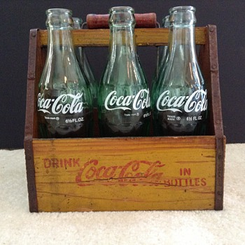 My new coca cola carrier - Coca-Cola