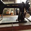 ANTIQUE PORTABLE SEWING MACHINE