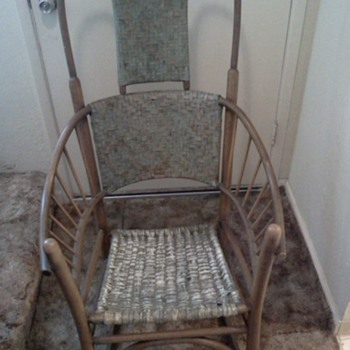 Bentwood Rocker - Furniture