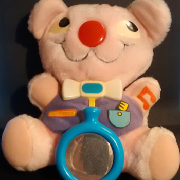 Matchbox soft activity bear 1986 - Toys