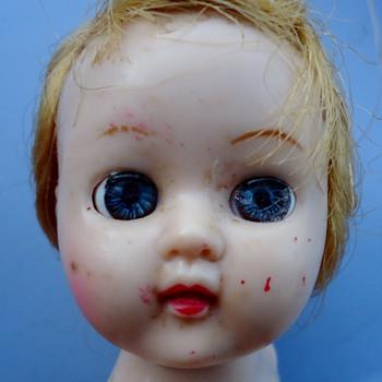 Blonde doll - Dolls