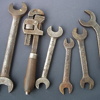 WW2 Spanners / wrenches - Tools and Hardware