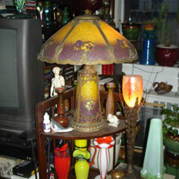 AMERICAN LAMPS: MY GRADUATION GIFT TO MYSELF