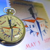 1951 Festival of Britain pocket watch by Smiths