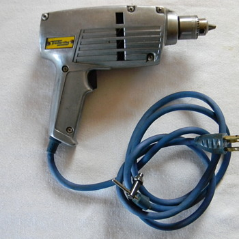 Vintage electric drill - Tools and Hardware