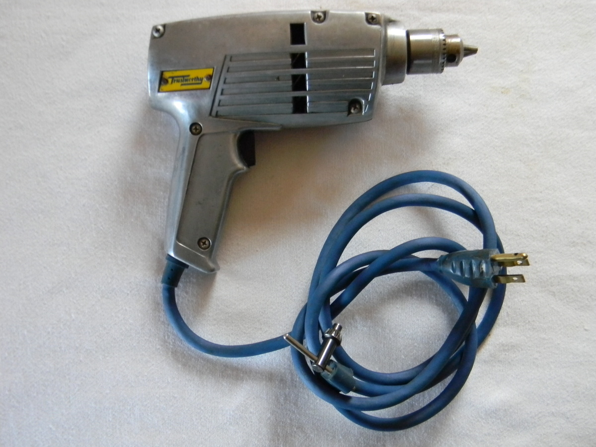 Vintage Electric Drill 40