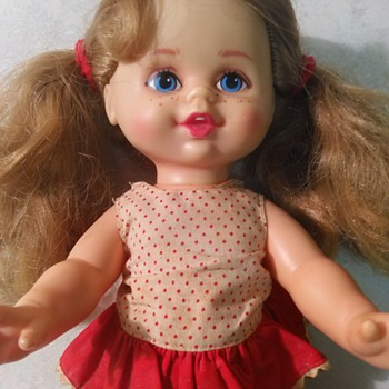 BUFFY TALKER DOLL 1967