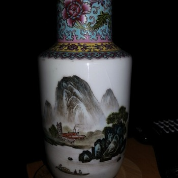 anyone know anything about this chinese vase? I love it!