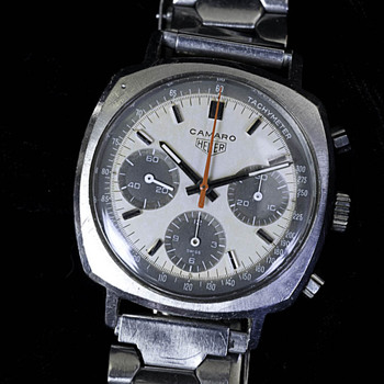 Heuer Camaro - Wristwatches