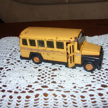buddy l school bus - Model Cars