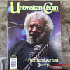From my Grateful Dead Collection is Unbroken Chain Magazine from Jan. Feb. March 1996
