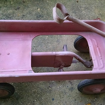 AMF Junior Chain Drive Wagon