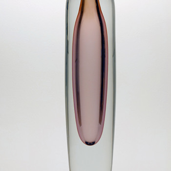 Strombergshyttan - Asta Stromberg or Gunnar Nylund? - Art Glass