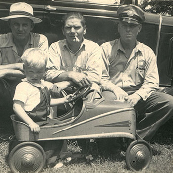 My first car 1943. - Classic Cars