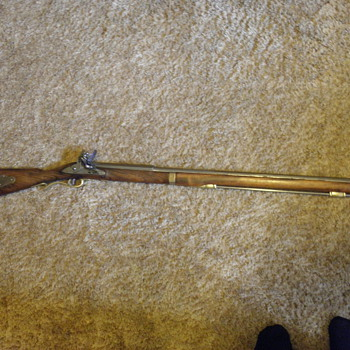 Flintlock Firearm