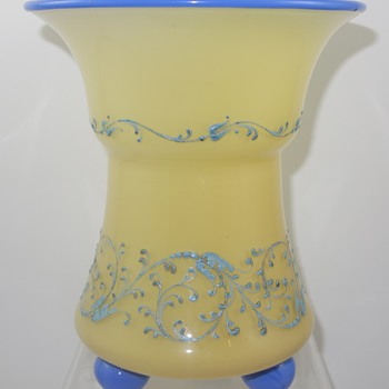 Another Loetz decor identified - Ausführung 183, ca. 1920 - Art Glass