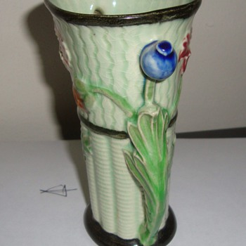 """Made In Japan"" Vase. - Asian"
