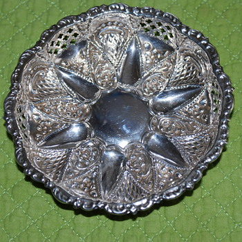 Sterling Silver Candy Dishes? - Sterling Silver