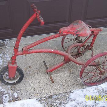 The Donalson Jockey Cycle