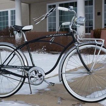 1961 Schwinn Corvette - Sporting Goods