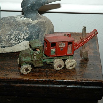 Hubley  - Model Cars