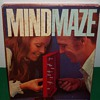 1970 Parker Brothers,  Mind Maze board game