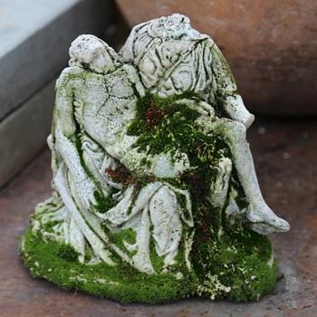 Mossy La Pieta - Visual Art