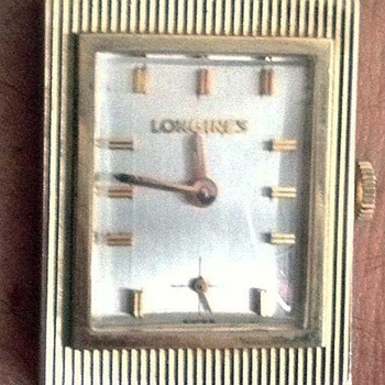 1983 Longines Watch-More Information? - Wristwatches