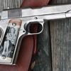 WWII Handgun and Holster (Colt M1911A1)