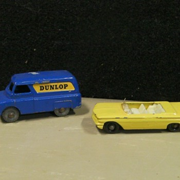 Doug Handwerk die cast collection 2: Matchbox - Model Cars