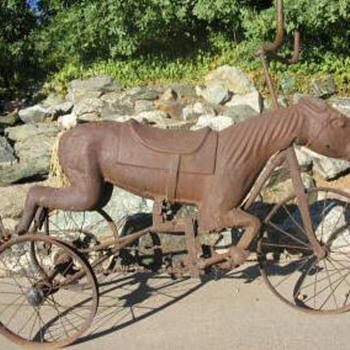 horse trycyle