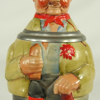 German Lided Man Mug