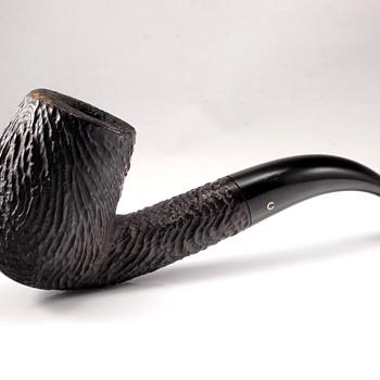Comoy's 804 Extraordinaire Pipe - Tobacciana