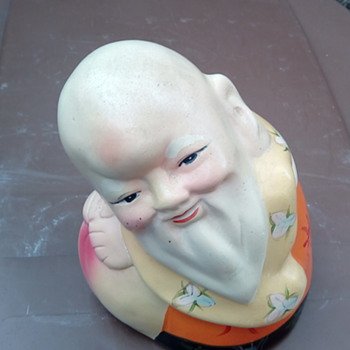 My Chinese old man money box