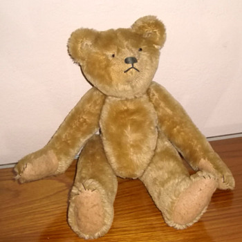"McFarland Bear 14"" fully Jointed - Animals"