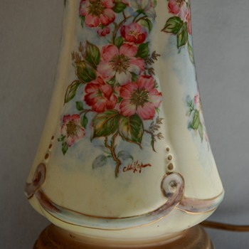 Does anyone know about this lamp maker?