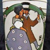 old beer stein