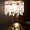 My 1920's crystal lamp project