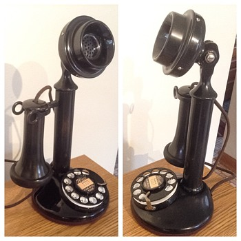 Western Electric telephone - Telephones