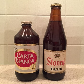 Anyone know the year of these? - Breweriana