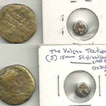 2 ancient Roman coins? - World Coins