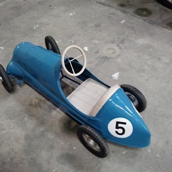 Alfa Romeo Pedal Car